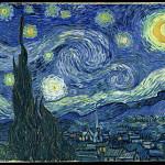 Notte stellata Van Gogh