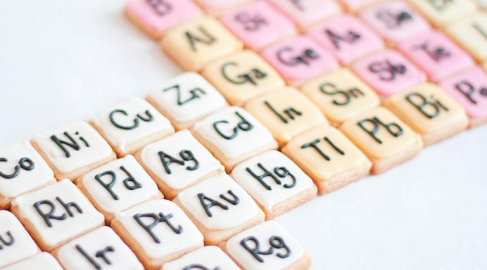 origine degli elementi - tavola periodica
