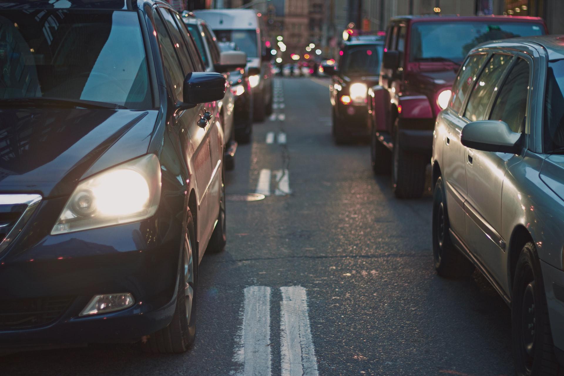 traffico percezione del rischio